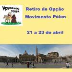 Retiro de Opção do Movimento Pólen