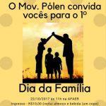 Contagem Regressiva para o Dia da Família!